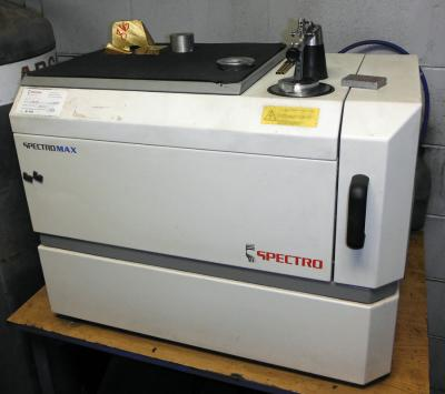 Spectro Chemical Analyzer